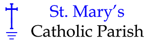 St. Marys Catholic Parish